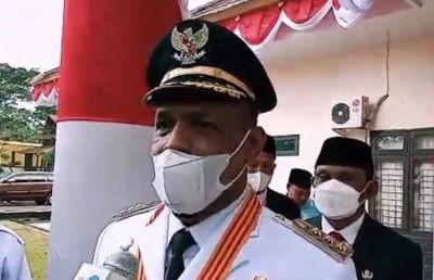 Bupati SBT Dukung Proses Pembangun Ibukota Defenitif