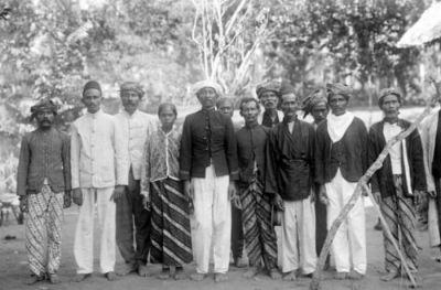 Tahun 1930 Orang Galela dan Tobaru Berjumlah Sekitar 50.000 Jiwa Orang